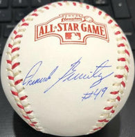 Armando Benitez Signed 2004 All-Star Baseball - Baltimore Orioles
