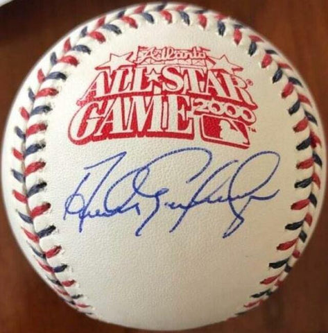 Andres Galarraga Signed 2000 All-Star Game Baseball