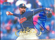Jose Mesa Signed 1998 Fleer Tradition Baseball Card - Cleveland Indians