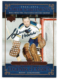 Glenn Hall 2004-05 Upper Deck Legends Classics Hockey Card - St Louis Blues - PastPros