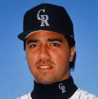 Vinny Castilla Private Signing - cards needed by October 16, 2019