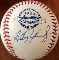 Andres Galarraga Signed 1988 All-Star Game Baseball