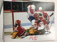 Ron Low Signed 8x10 Colour Photo - New Jersey Devils - PastPros
