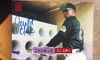 Jerald Clark Signed 1994 Stadium Club Baseball Card - Colorado Rockies - PastPros