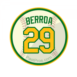 Geronimo Berroa Autograph Submission
