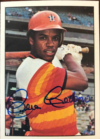 Cesar Cedeno Signed 1976 SSPC Baseball Card - Houston Astros - PastPros