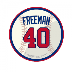 Marvin Freeman Autograph Submission