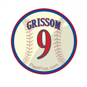 Marquis Grissom Autograph Submission