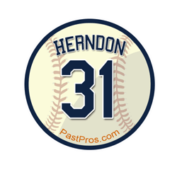 Larry Herndon Autograph Submission