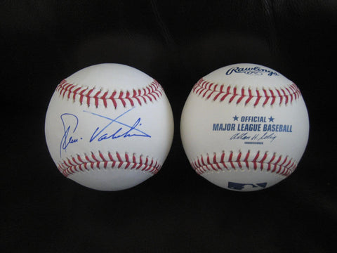 Ellis Valentine Signed Official Major League Baseball