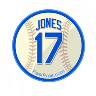 Mike Jones (Royals) Autograph Submission
