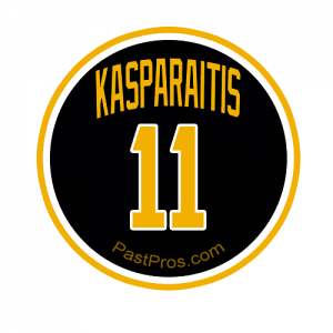 Darius Kasparaitis Autograph Submission