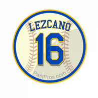 Sixto Lezcano Autograph Submission