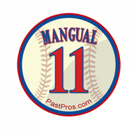 Pepe Mangual Autograph Submission