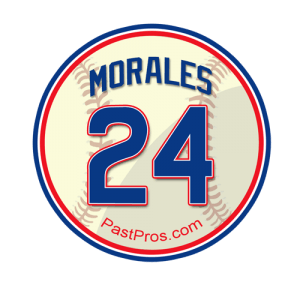 Jerry Morales Autograph Submission