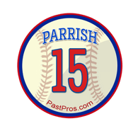 Larry Parrish Autograph Submission