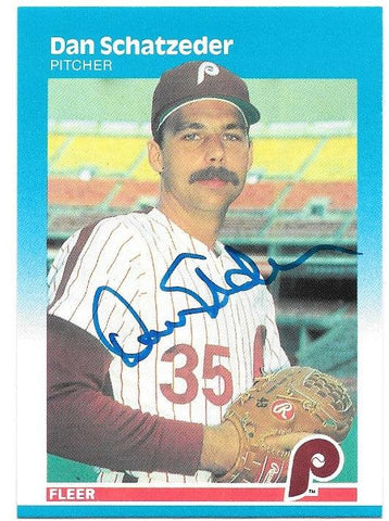 Phil Garner Signed 1987 Topps Baseball Card - Houston Astros - PastPros