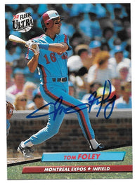 Mike Torrez Signed 1971 Topps Baseball Card - St Louis Cardinals