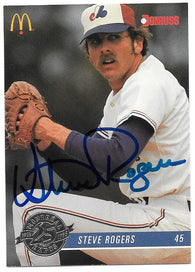 Steve Wilson Signed 1992 Topps Baseball Card - Los Angeles Dodgers - PastPros