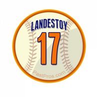 Rafael Landestoy Autograph Submission