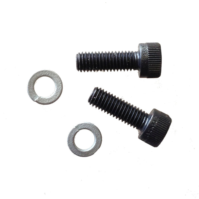 Saddle Bracket Screw & Washer Set (pair)