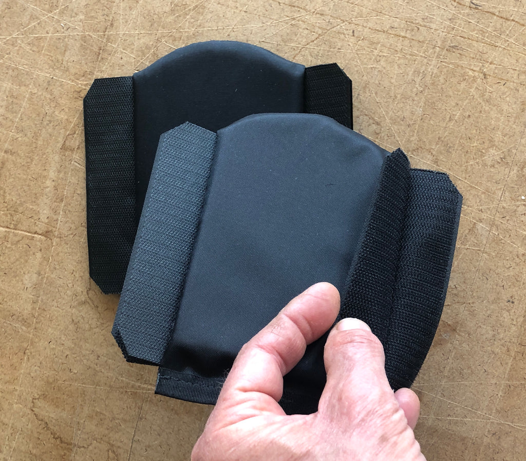 The 6.8 features the option to purchase padded dividers for organizational help. They have a V-shaped Velcro design for extra gripping strength.