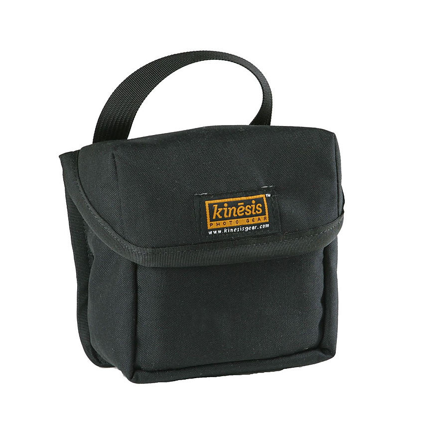 F102 Small Utility Pouch. The grab strap can be tucked out of way, when used on a belt.