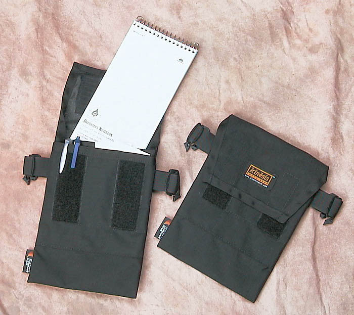 F140 Notebook Pouch With Notebook