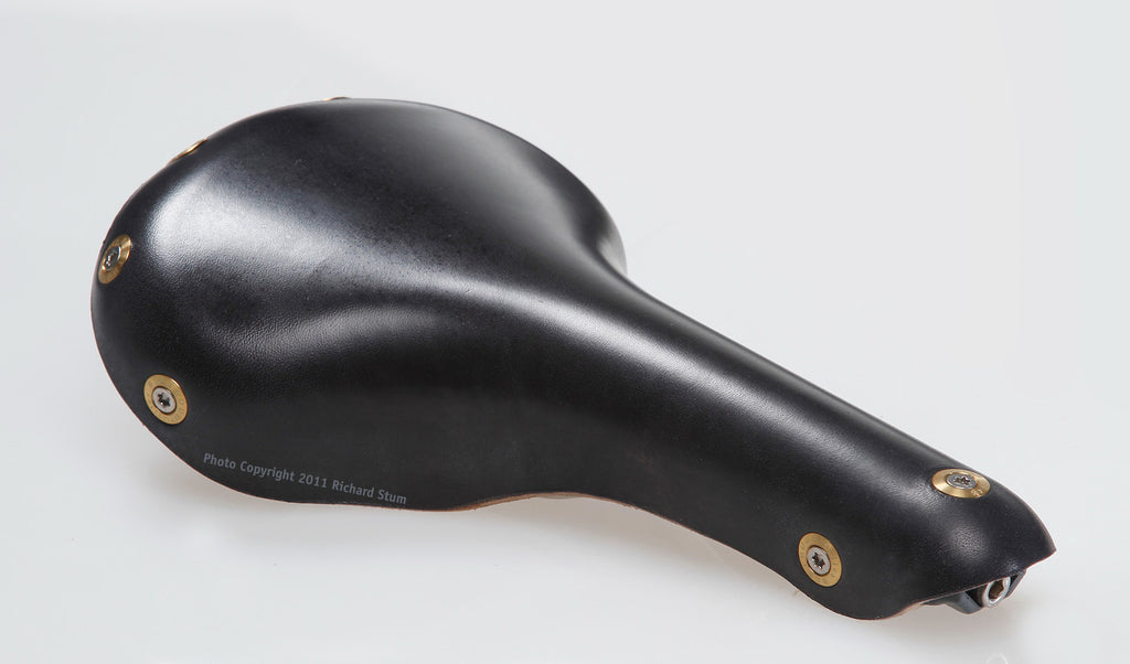 "Gilles Berthoud ""Racing"" Saddles"