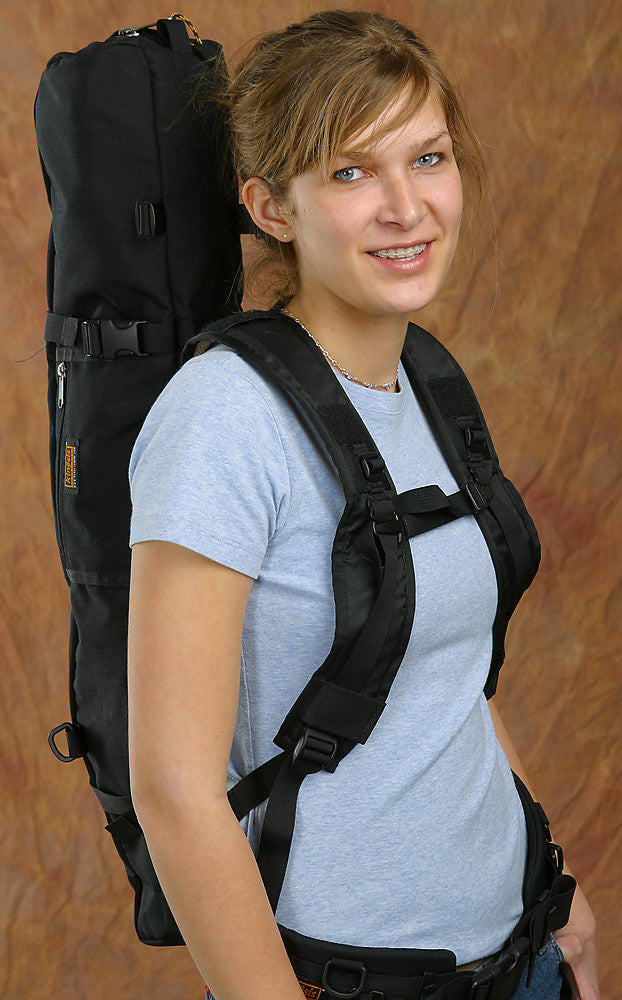 Y-Harness with T620 tripod bag and optional B107 belt