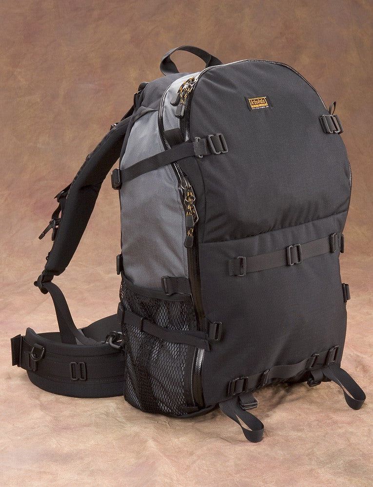 Journeyman™ Pack with harness and waistbelt.