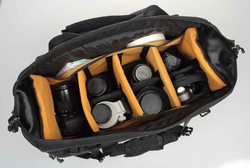 Standard V142 Divider Kit with various DSLR or mirrorless components.