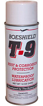 Boeshield T-9 Bicycle Lubricant (aerosol)