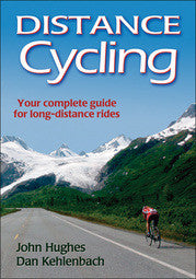 Distance Cycling (paperback book)