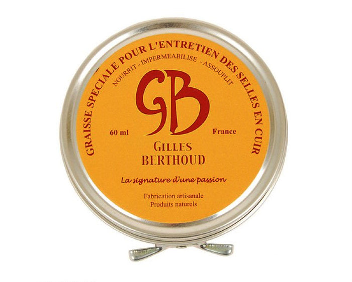 Gilles Berthoud Leather Wax