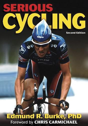 Serious Cycling, 2nd Edition (paperback book)