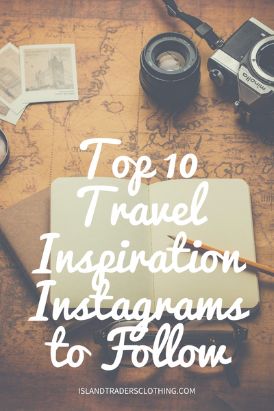 Top 10 Travel Inspiration Instagrams to Follow