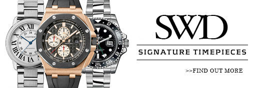 new and pre owned timepieces from sea wave diamonds new york