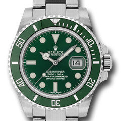 Pre Owned Never Worn Rolex Submariner 116610LV
