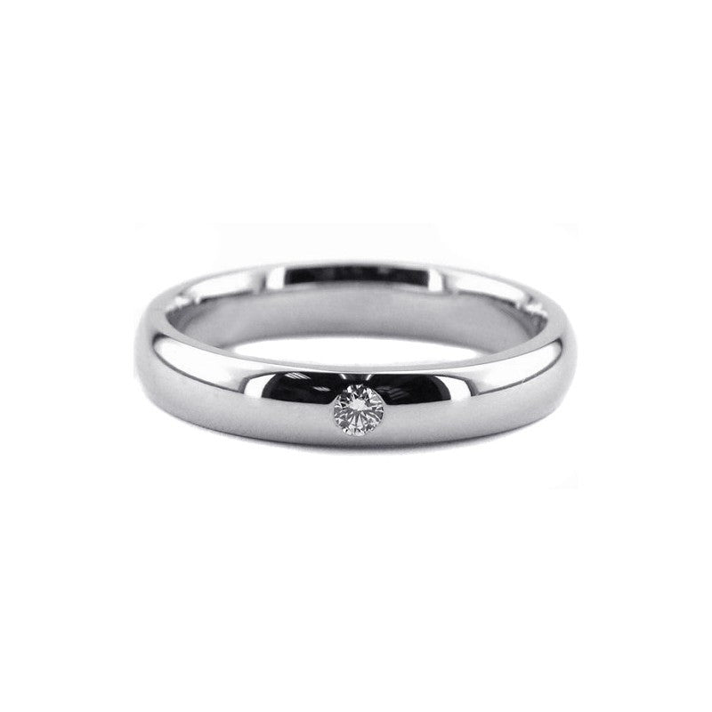Diamond Wedding Band 0.08cts