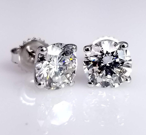 EARR01320 - SEA Wave Diamonds