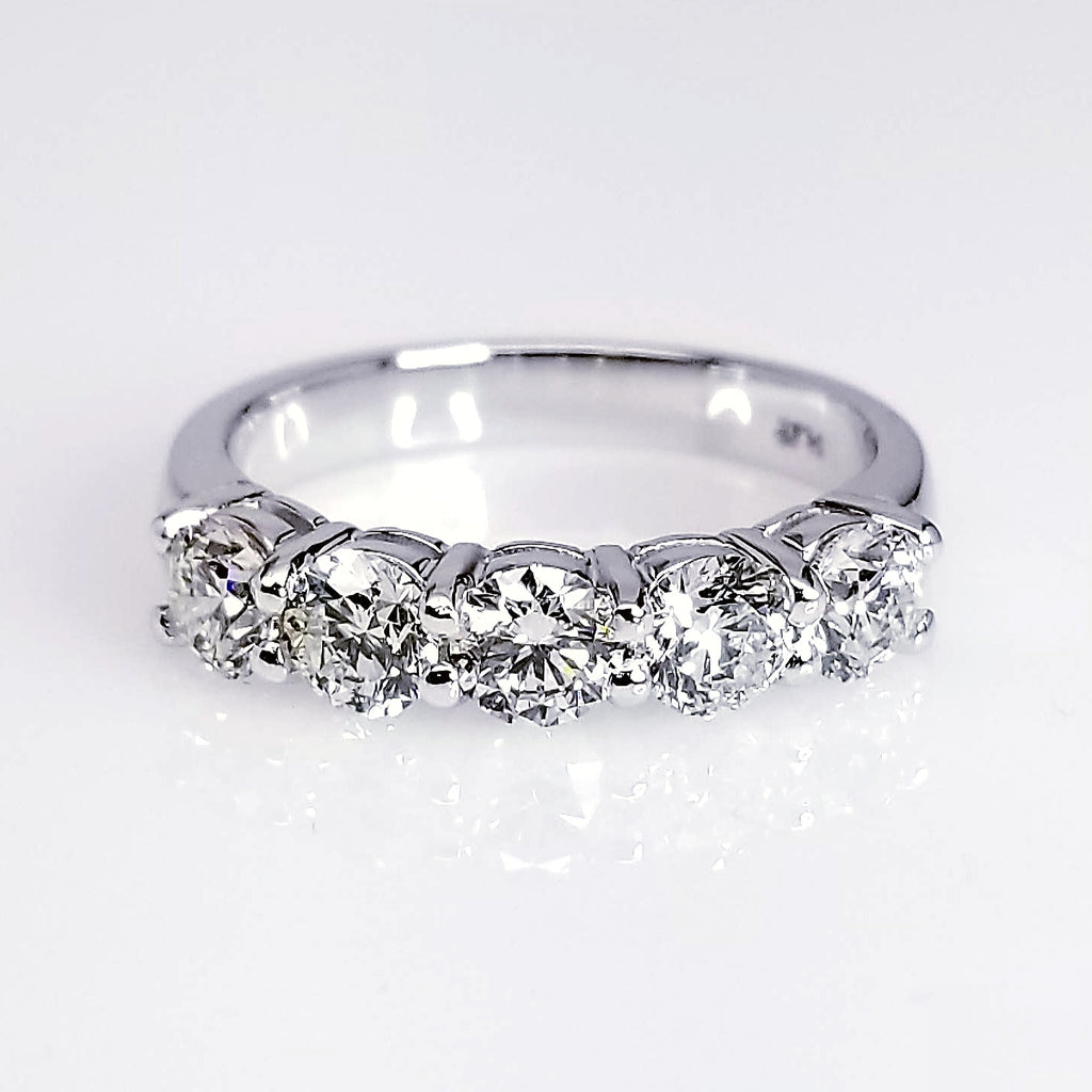 image rings cut ring brilliant platinum stone diamond engagement bridal from
