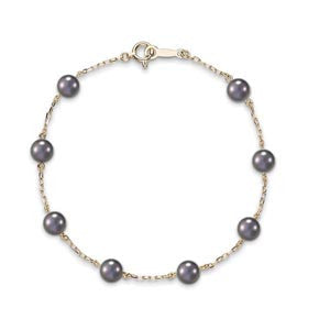 Pearl String Bracelet - SEA Wave Diamonds