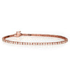 Rose Gold Diamond Bracelet - SEA Wave Diamonds