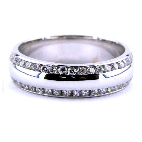 2.35ct Diamond Eternity Band