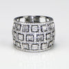 1.56 Carat Ladies Diamond Ring  in 18K White Gold (1.56 ct. tw.)