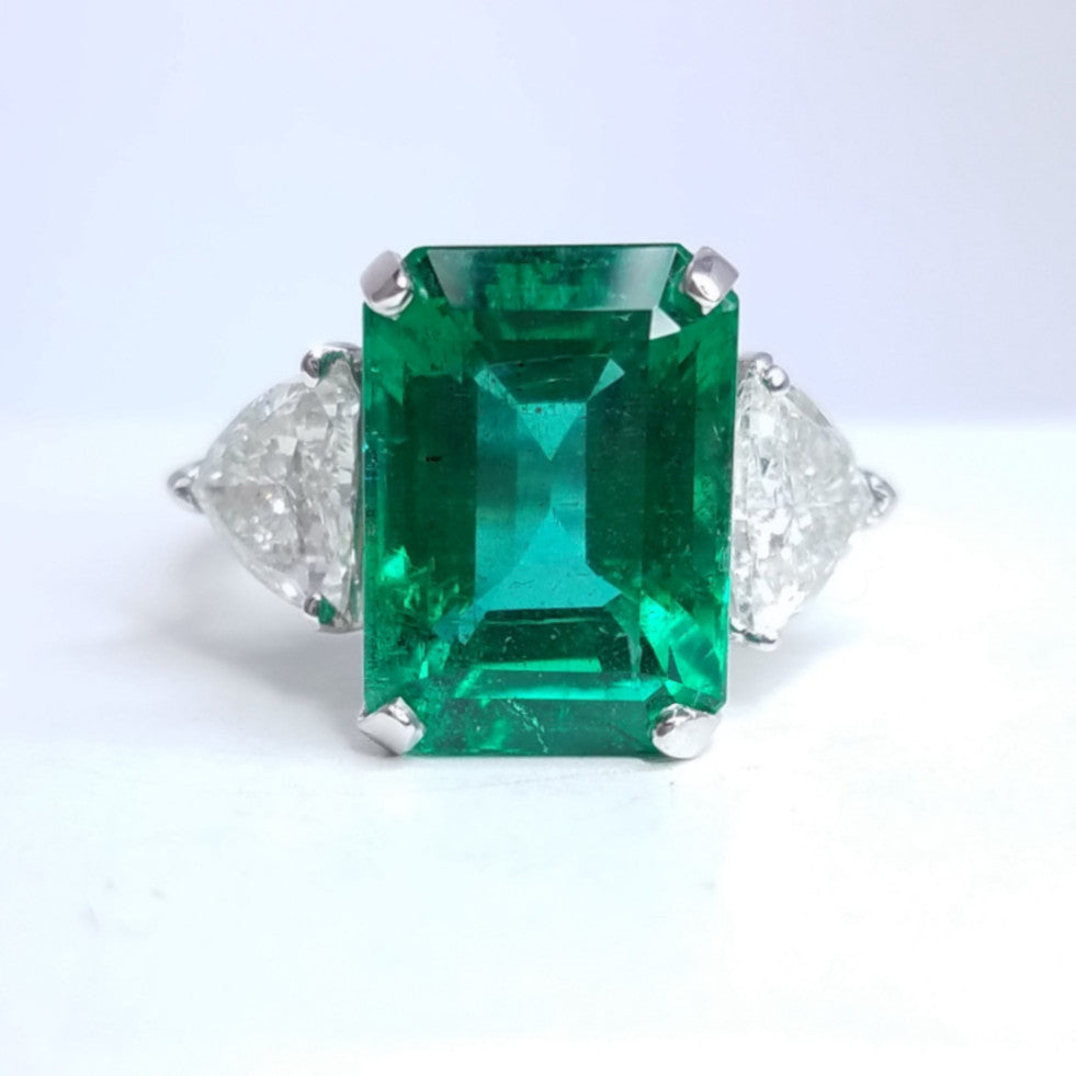 green video animation gemstone spinning hd stone wedding emerald stock gem