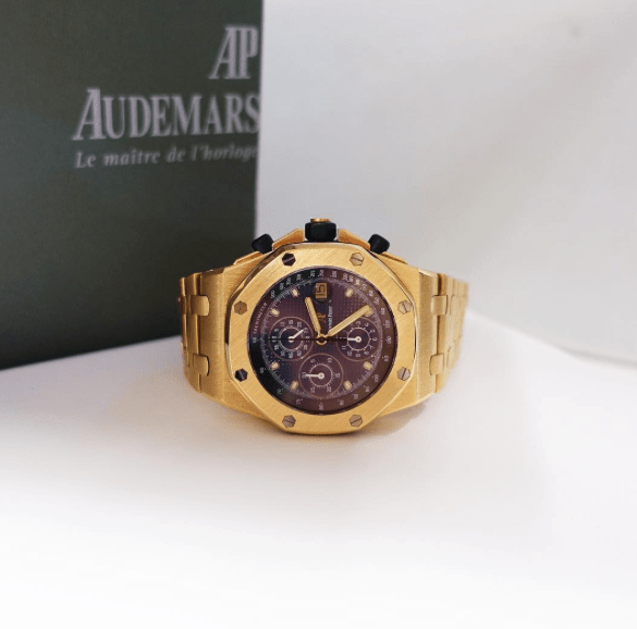 Audemars Piguet: 26170ST.OO.1000ST.01 - SEA Wave Diamonds