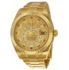 Rolex Watches:Sky-Dweller Yellow Gold 326938 - SEA Wave Diamonds