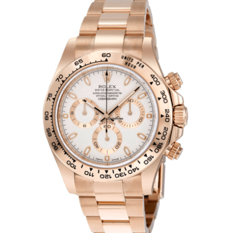 Rolex Daytona Everose Gold 116505 i